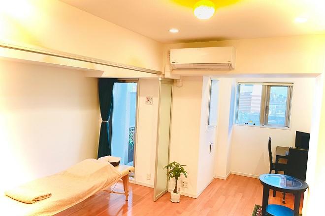 完全個室の穏やかな空間