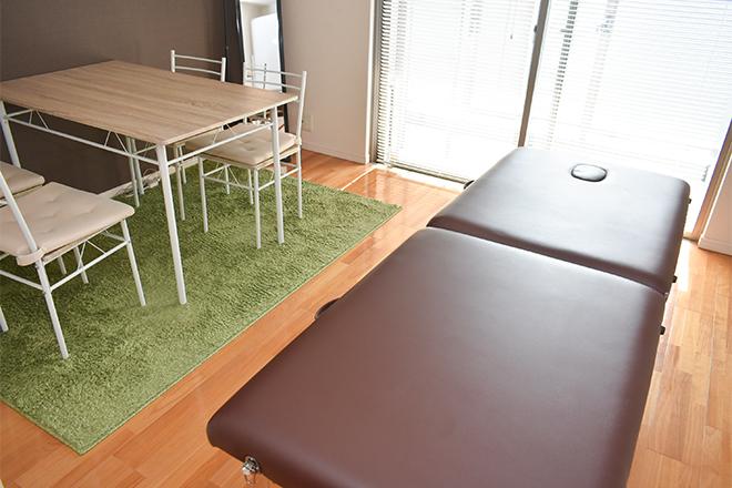 整体院 縁(エニシ) 清潔感のある穏やかな空間