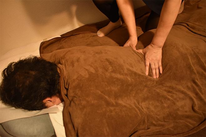 らくらく堂 ご新規様には「疲れたお体を全身ケア」が人気