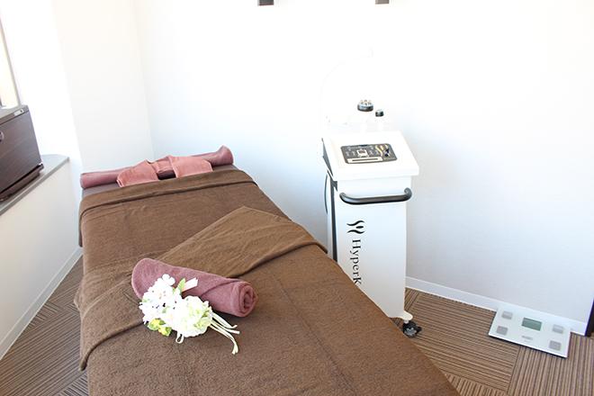 ビハダ(美容鍼灸BIHADA) リラックスできる空間作りに注力
