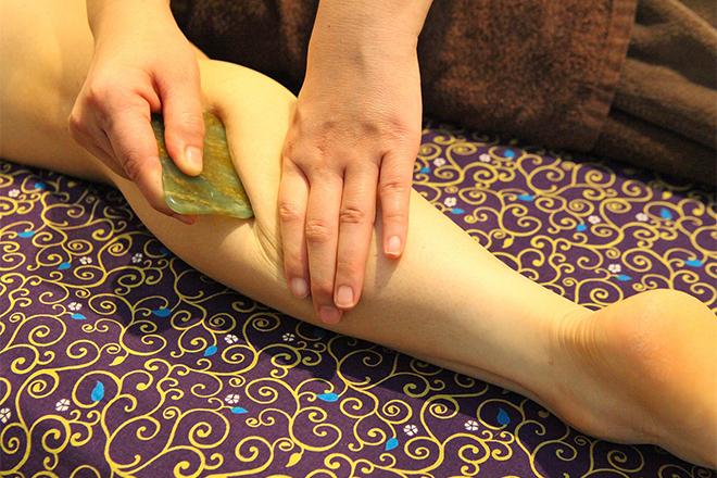 サマサマ(Sama~Sama) 脚の重だるさや冷えを徹底ケア