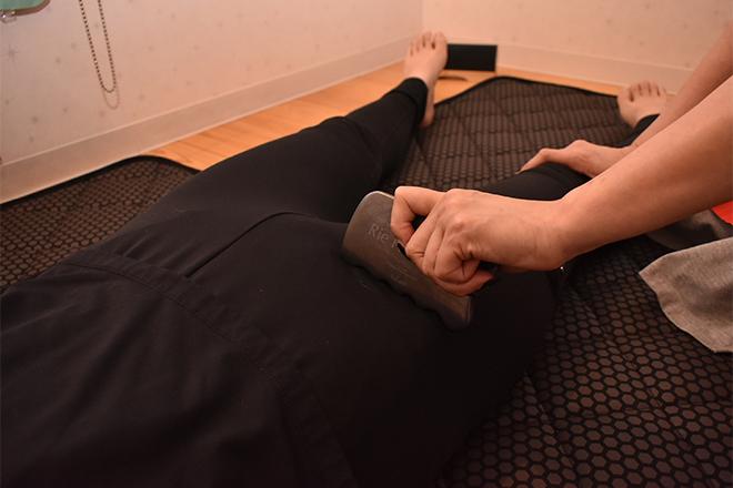 YOSA PARK belt'a リンパの流れにもアプローチ!