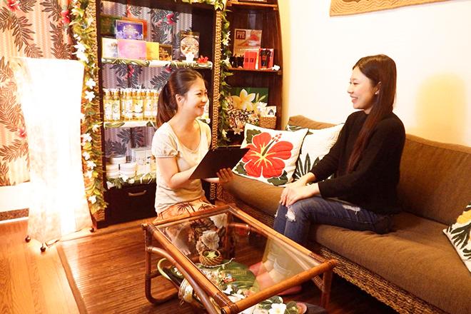 モグ 銀座有楽町店(MOGU) お客様に合ったご提案もさせていただきます