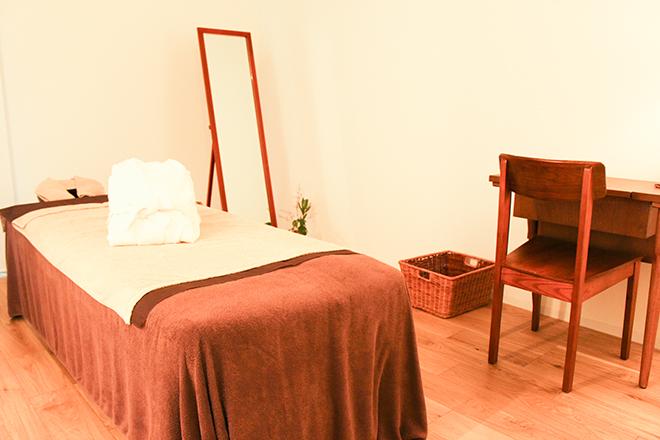 ニテ(nite lymphatic salon) 蔵の中にある穏やかな空間