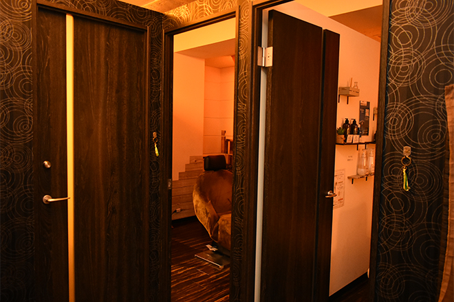 エーツージュエル 神楽坂店(AA JEWEL) 完全個室の癒しの空間