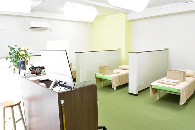 アニモ(ほぐし処 animo) 半個室で施術いたします