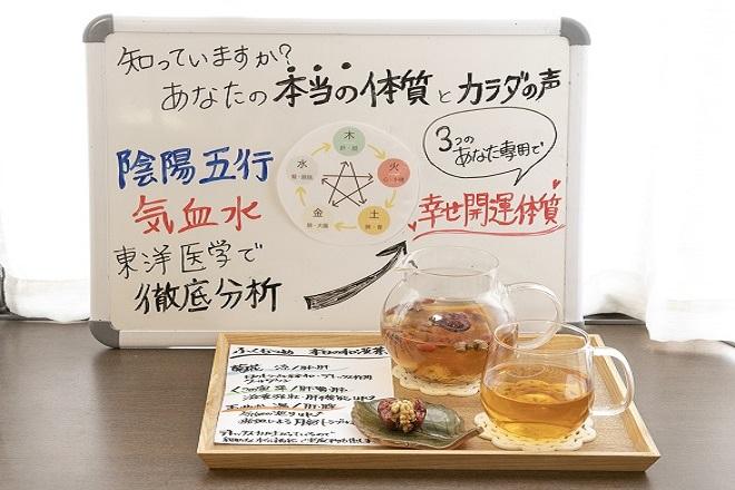 ふくなつめ あなたの身体のトリセツ&和漢茶※オプション