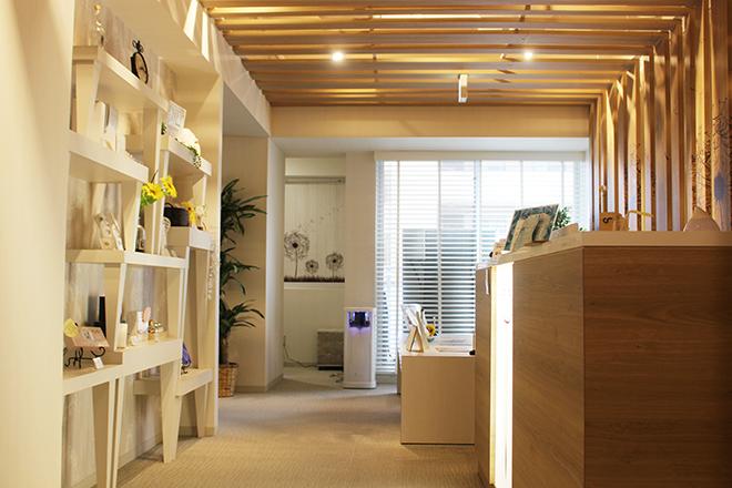 エスプリビューティー 横浜店(Esprit Beauty) 場所によって少しずつイメージが変わります♪