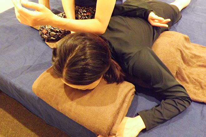 キラクル(ボディセラピー KIRAKURU) ジーンと伝わる圧が心地良い◎