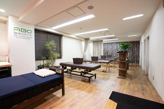 ABC整体スタジオ さいたま大和田 お客様だけの空間で施術を