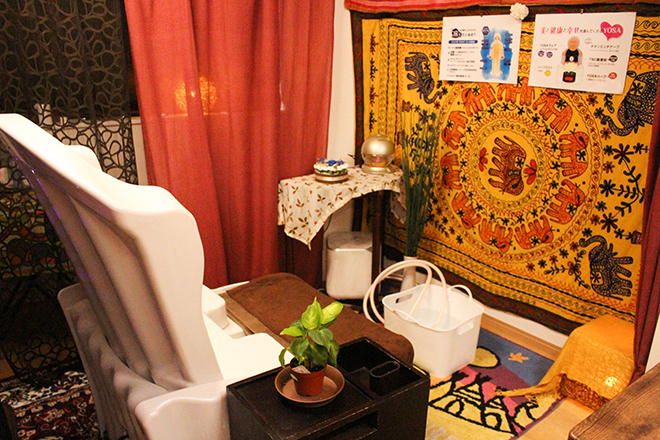 ヨサパークフジサロン船堀店(YOSAPARK) アジアンテイストの完全個室でリラックス♪