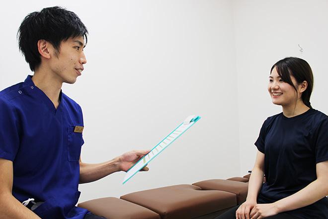 コッキンラボ東京整体院(骨×筋Lab) 体のお悩み、なんでもお聞かせください♪
