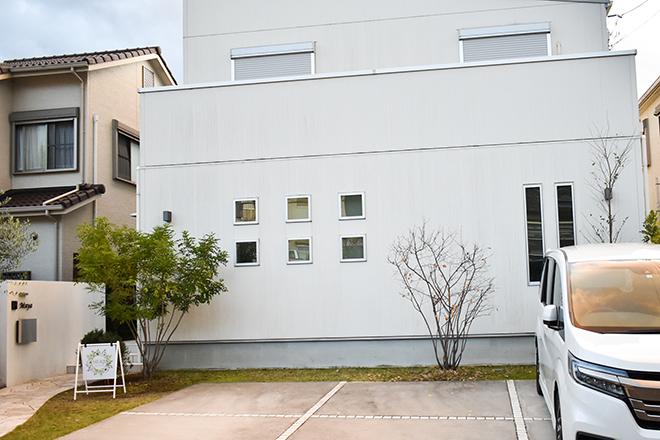 フェイシャル アンド ボディセラピー ハーブ(HERB) 駐車場完備の一軒家サロンです♪