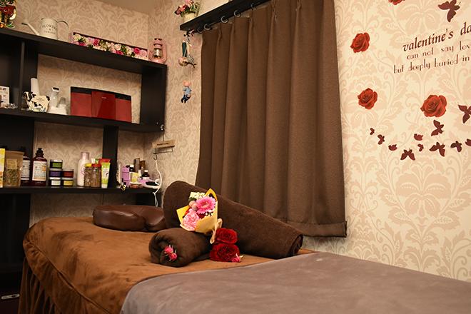 aroma 美~Rose~ バラをモチーフにしたプライベート空間