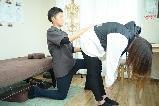 整体院 國(KUNI) 「腰痛(慢性の方)コース」が人気♪