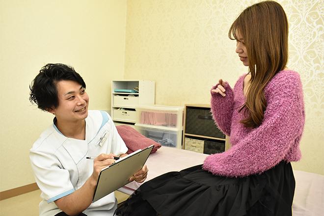 鍼灸マッサージ治療院 すきっぷ お客さまにあった施術をご提供