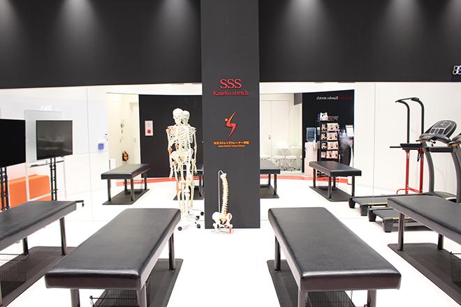 スリーエス 銀座ストア(SSS) 洗練された空間で施術をご堪能!