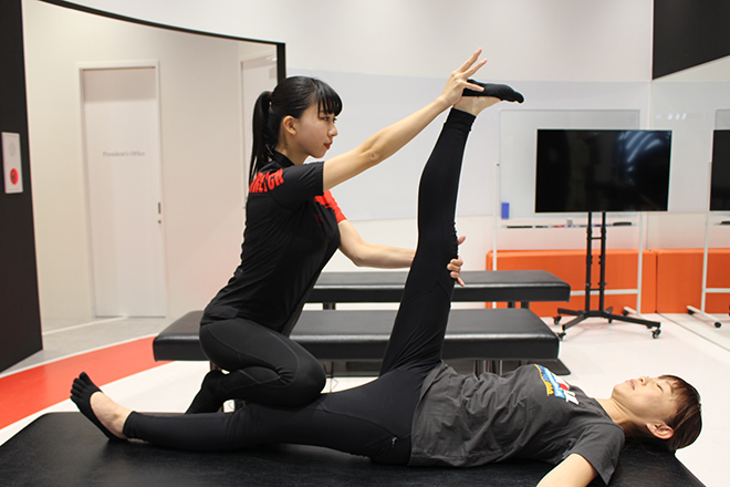 スリーエス 銀座ストア(SSS) 「Kaneko stretch30分」が人気