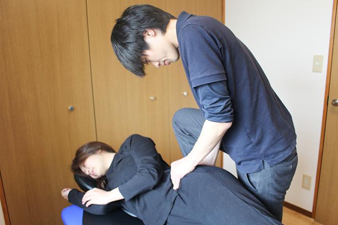 関節、骨格から整え、体を動かしやすく!