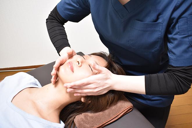 ルピナス整体院 お顔の筋肉をほぐして、骨格を整えることで小顔へ