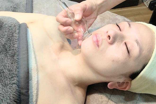ビューティサロン アクア(AQUA) 老廃物を流すような施術×筋膜リリース!