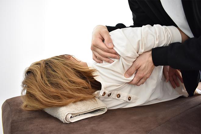 整体サロン リフラ(REFLA) つらい肩や首の疲れに◎