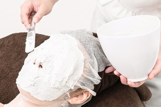 Virtue 「炭酸フェイスデザイン石膏パック付き」も人気
