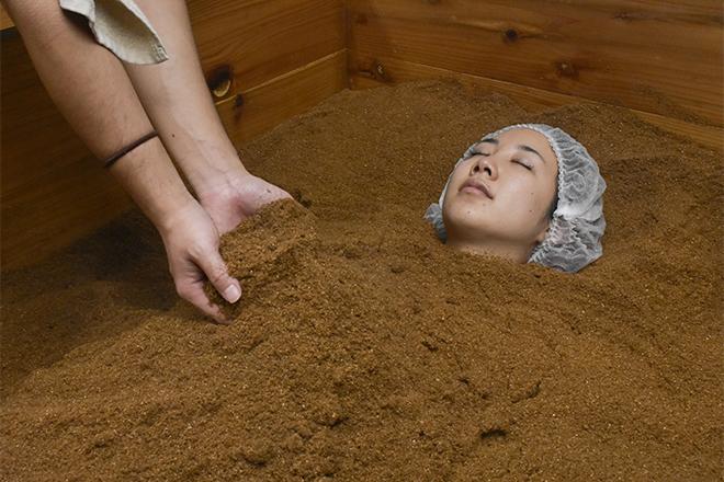 酵素浴 アン(ann) 当店一番人気☆酵素浴