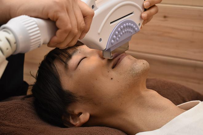 ヘルシースリム 東浦和 男性には「顔・ひげ脱毛 全部」が人気です!