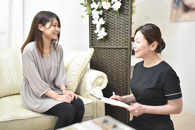 ヒトユライプラスサンジュウ 名古屋栄(HITOYURAI+30) お悩みに合ったお手入れをご提案します!