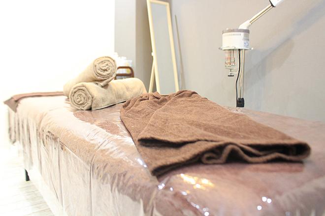 ブレリアント サロン(Brillant Salon) 衛生管理は徹底!リラックスしながら理想の肌へ