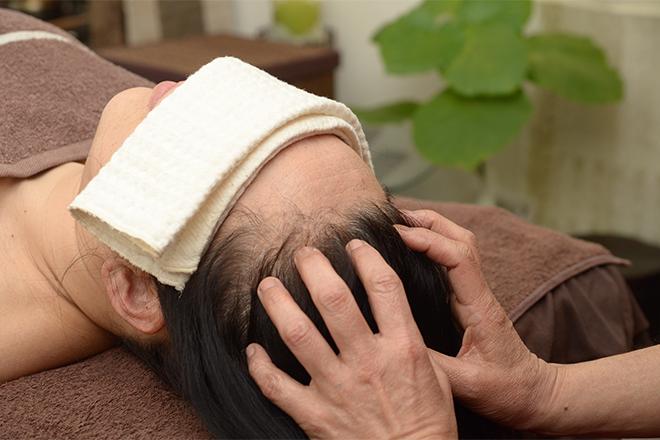 Padmavathi 「ドライヘッド+よもぎ蒸し60分」が人気☆
