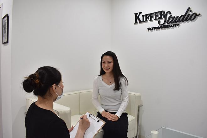 """キフィー スタジオ(KIFFER STUDIO) 一緒に""""脱毛卒業""""を目指しましょう!"""