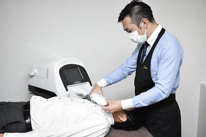 メンズ脱毛サロン ジュゴン(Dugong) 毛質を問わず、結果重視の施術をご提供!