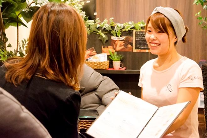 リラマックス 宮浜温泉店 「おもてなし」の気持ちで対応いたします☆