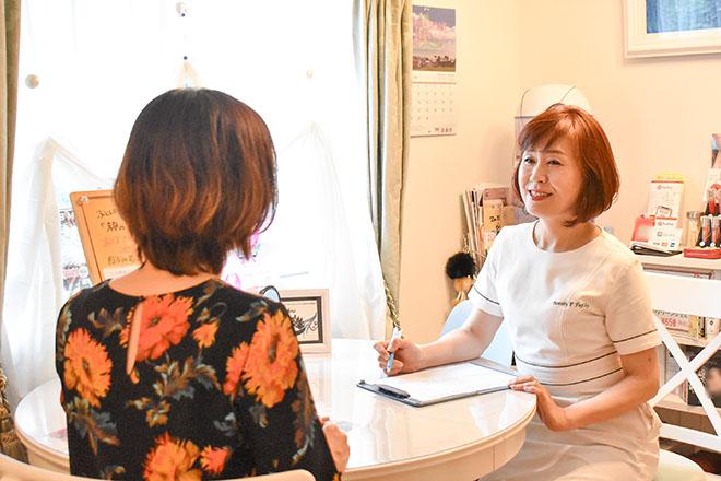 ビューティープロジェクト フジコ(Fujiko) 施術歴37年以上の美のプロにお任せください!