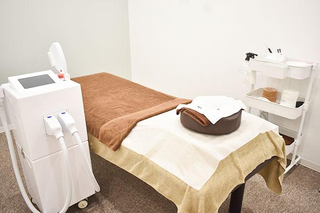 ジージーラボ(GGラボ) 快適に施術を受けられる環境