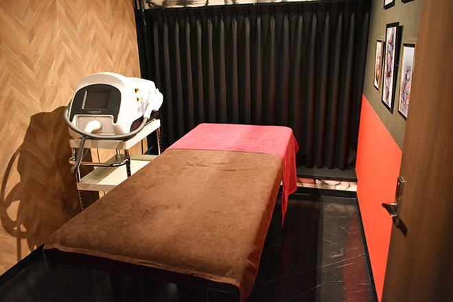 ゴソット(Gosot) 一般的な脱毛サロンとは一線を画すシックな空間