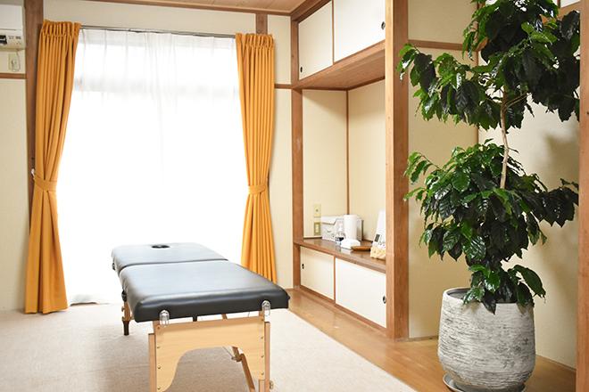 ぽかもみ 和室×オレンジの温かみのある空間