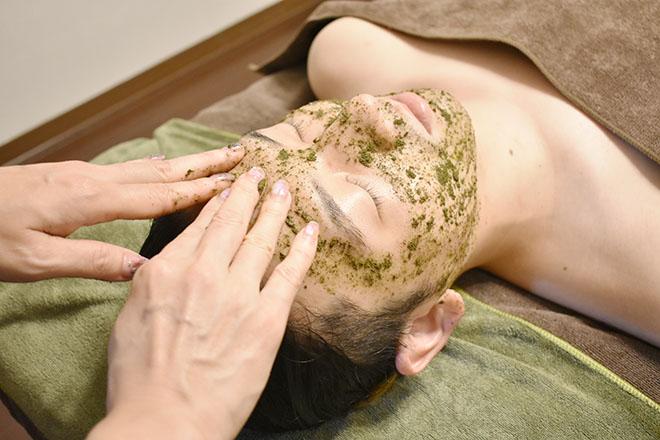 男前製作所 ナゴヤ(NAGOYA) ハーブの香りに包まれながら美しいお肌へ!
