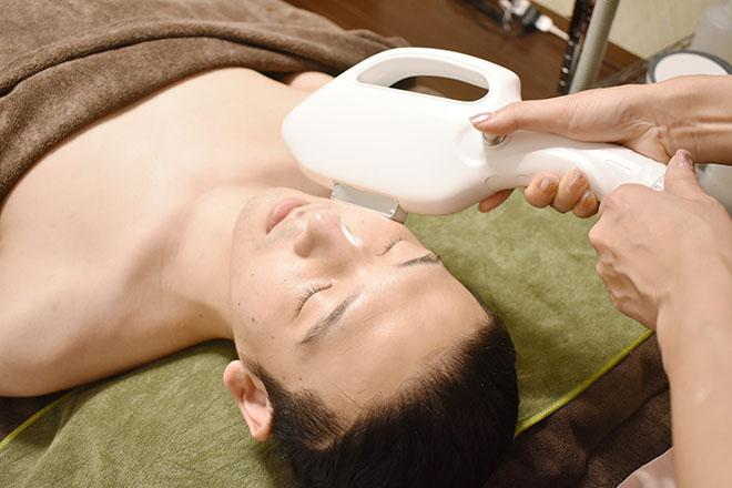 男前製作所 ナゴヤ(NAGOYA) ヒゲのお手入れが面倒な方、肌荒れしやすい方に◎