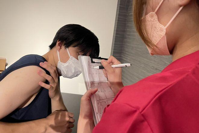 天狗の手 東京店 筋肉筋膜の評価と施術計画