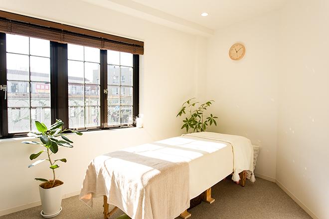 癒しを満喫できる完全個室