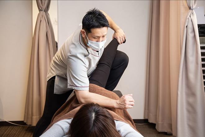 らむ鍼灸整骨院 夙川院 歴10年以上の施術者による高い技術をご提供◎