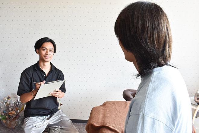 Men's Salon Eight 社会人から学生さんまで◎魅力アップをお手伝い!