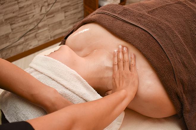 スパジア(SPASIA body&relax) デコルテ・肩・首