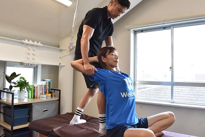 Wellbeing Fitness ご自身の体とじっくり向き合いませんか?
