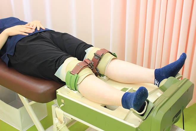 かるむ整骨院 南浦和店 「骨盤調整エクササイズ」は効率よく歪みを是正!