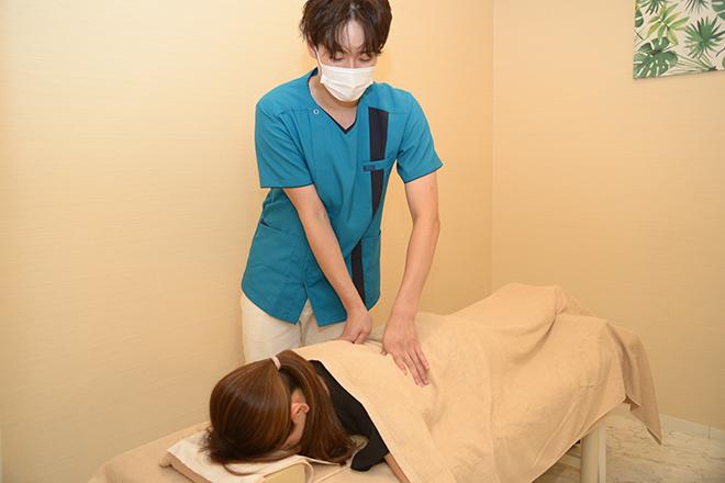 エア鍼灸院・接骨院(Air) 5回の施術で改善を目指します!