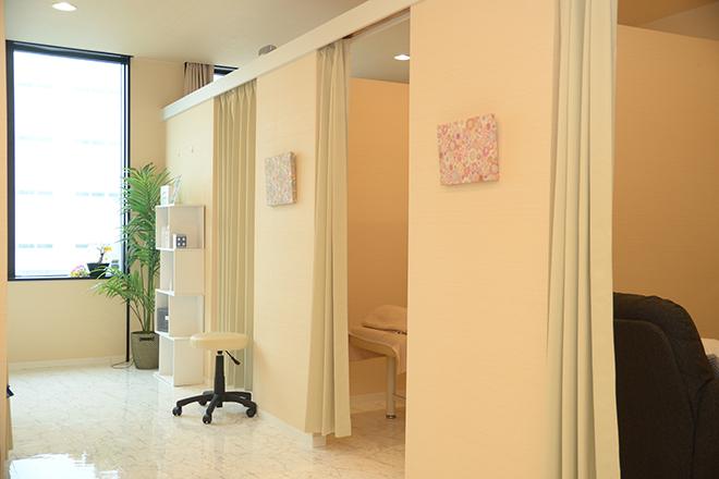 エア鍼灸院・接骨院(Air) 快適な3つの完全個室をご用意
